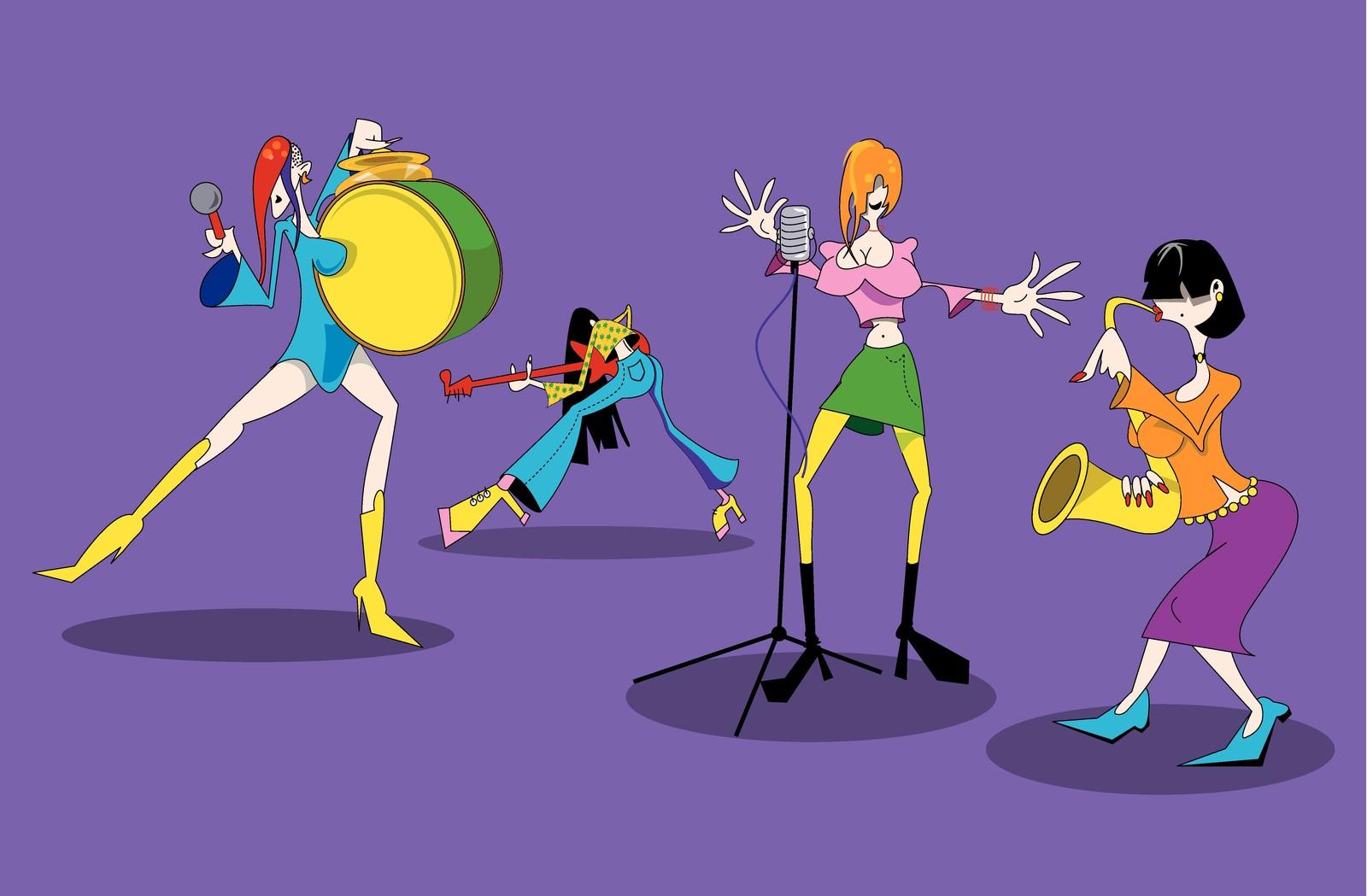 L & MUSIC GROUPE VOIX & INSTRUS Adultes